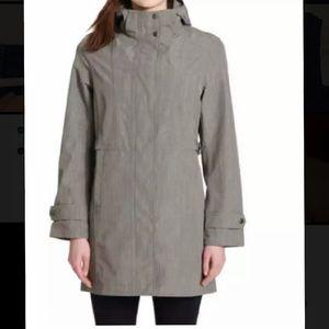 Kirkland Signature Womens Trench Rain Coat